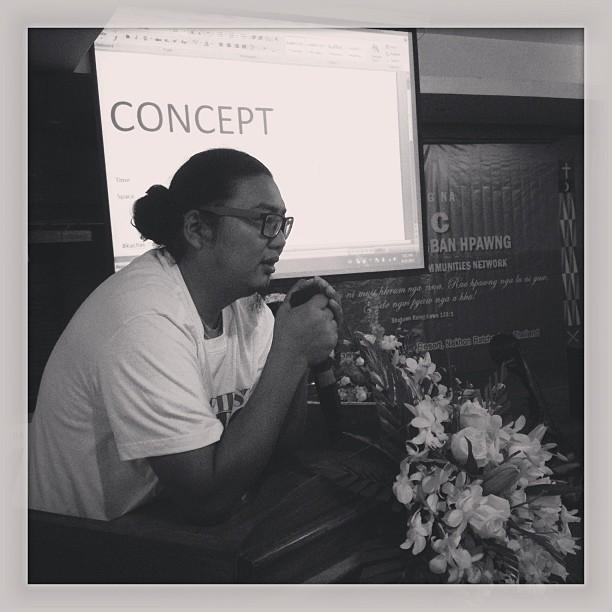 Ko Z presenting KLS Concept at OKBC 2013