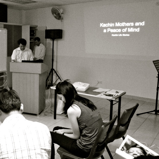 Kachin Motherhood Symposium 2012 - Version 2