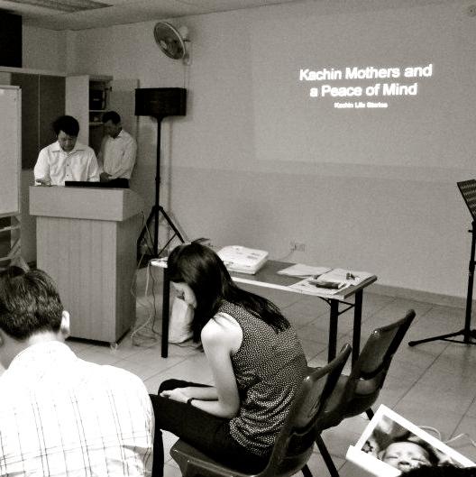 Kachin Motherhood Symposium 2012 - Version 2